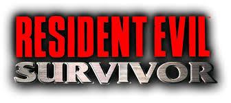 file resident evil survivor logo jpg wikimedia commons