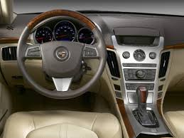 2010 cadillac cts information and photos zombiedrive