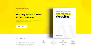 Professional References Page Template Bright And Bold Landing Page Template To Offer An Ebook U2013 Ultimate