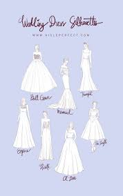 wedding planning 101 planning 101 wedding dress silhouettes aisle