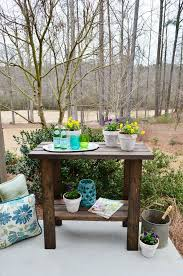 Wood Folding Table Plans Woodwork Projects Amp Tips For The Beginner Pinterest Gardens - 97 best garden tutorial images on pinterest gardening outdoor