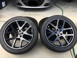 Dodge Journey Black Rims - pics of stock rims painted black dodgeforum com