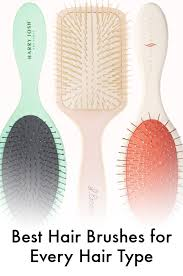 best hair brushes best hairbrushes by hair type instyle com