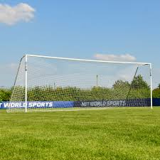 forza soccer goal 24ft x 8ft net world sports