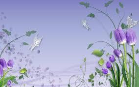 gentle purple in spring hd desktop wallpaper widescreen high