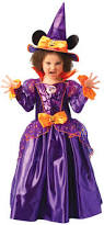 Halloween Costume Minnie Mouse Minnie Mouse Witch Costume Halloween Witch