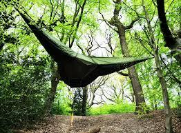 it u0027s no ewok village but it u0027ll do tentsile hanging tents