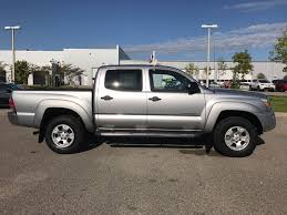certified pre owned 2014 toyota tacoma std double cab in
