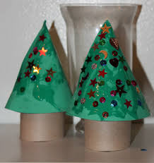 christmas trees easy peasy placed on top of 5 oz cups wrap
