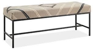 Outdoor Modern Bench Kavya Modern Bench Modern Benches U0026 Stools Entryway Room U0026 Board