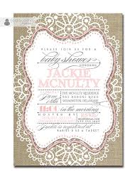 instant download baby shower invitations baby banner instant download baby shower shabby chic lace
