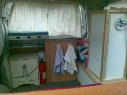 mitsubishi delica owners club uk view topic day van kitchen