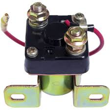 amazon com caltric starter solenoid relay fits polaris sportsman