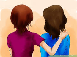 Words Of Comfort For A Depressed Friend How To Console An Upset Friend 13 Steps With Pictures Wikihow