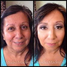 airbrush makeup professional malina madrigal professional makeup artistbefore and after
