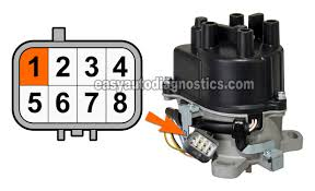 Ignition Part 2 Part 2 How To Test The Ignition Module 1999 2001 2 0l