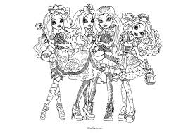 skunk coloring pages ever after high coloring pages getcoloringpages com
