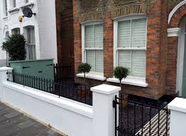 small garden ideas terraced house front public corner gorgeous