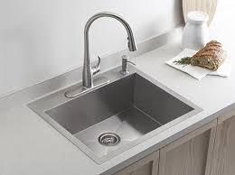 Double Sink Kitchen Size by Single Bowl Kitchen Sink Size Cool Single Or Double Kitchen Sink