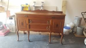 an old buffet table my spare time projects