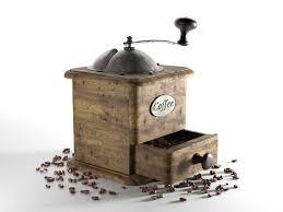 Old Fashioned Coffee Grinder Coffee Grinder
