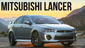 mitsubishi lancer 2015 interior 2016 mitsubishi lancer interior and drive youtube