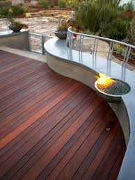 fire pit wood deck a guide to fire pit burners hgtv