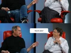 Bill Gates Meme - steve jobs and bill gates meme weknowmemes