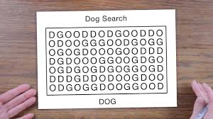 easy thanksgiving word search dog search world u0027s greatest word search lloyd u0026 lisa youtube