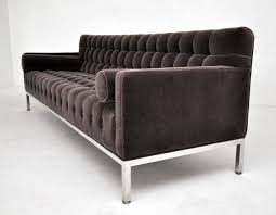 Tufted Vintage Sofa by Tufted Baker Sofa Upholstery Stainless Steel And Steel