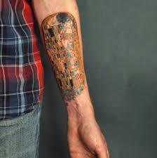 16 awe inspiring tattoos for the art nouveau