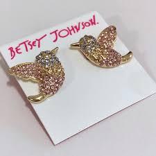s earrings 16 betsey johnson jewelry betsey johnson bird earrings from