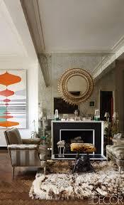 Billy Baldwin Interior Designer by Todd Alexander Romano Manhattan Apartment Elaborate Interior
