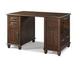 Easton Collection Blue Ridge Cherry Craft Desk With Two Storage - Blue ridge furniture