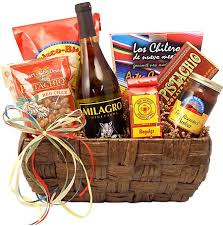 gourmet gift basket new mexico wine gourmet gift basket