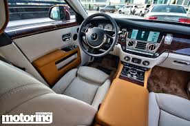 interior rolls royce ghost 2014 rolls royce ghost series ii reviewmotoring middle east car
