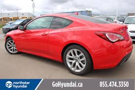 2016 hyundai genesis coupe sports cars hyundai genesis coupe for sale in edmonton alberta