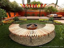 How Much To Level A Backyard Best 25 Backyard Seating Ideas On Pinterest Back Yard Outdoor