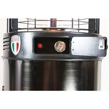 Lava Heat Patio Heaters Lava Heat Italia Opus Lite Liquid Propane Gas Patio Heater