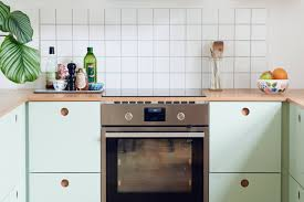 ikea design a kitchen stylish ikea hack kitchen with mint green cabinet fronts by reform