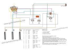 coil tap wiring diagram push pull strat 5 way switch guitar diagrams
