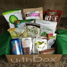 snacks delivered urthbox healthy snacks delivered monthly