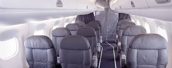 siege avion air airlines et united airlines lancent le bagage cabine payant