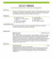 Dishwasher Job Description For Resume by Best Dishwasher Resume Example Livecareer