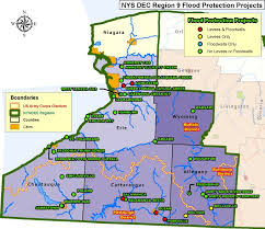 amherst map region 9 project details maps nys dept of environmental
