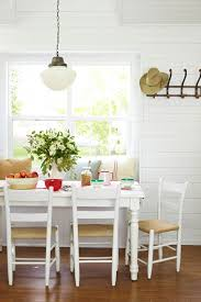 Dining Room White Chairs by 85 Best Dining Room Decorating Ideas Country Dining Room Decor