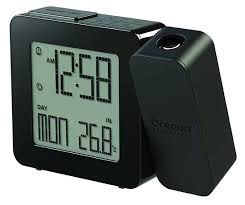 Digital Atomic Desk Clock Cool Atomic Alarm Clocks With Weather Predictions For The