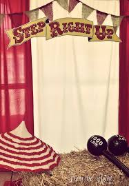wedding backdrop themes 49 best circus theme images on party ideas vintage