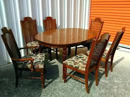 Broyhill Dining Table And Chairs Broyhill Dining Table And Chairs Dining Chairs Small Images Of