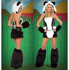 Panda Bear Halloween Costume Panda Bear Costume